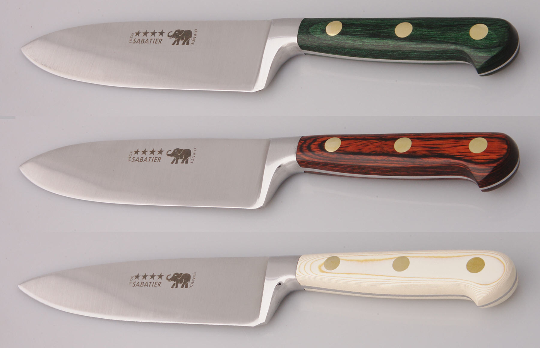 6 in 15 cm chef knife wide with color choice great french knives thiers issard four star elephant sabatier knives 6 in chef knife wide bon